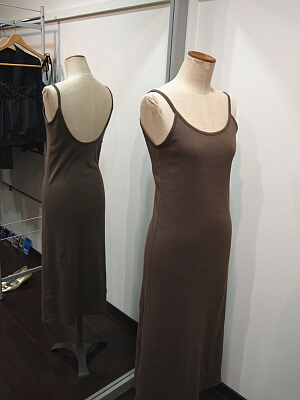 ランニングドレス