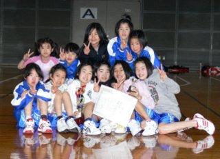 2010江尻ミニバスケットボールクラブ