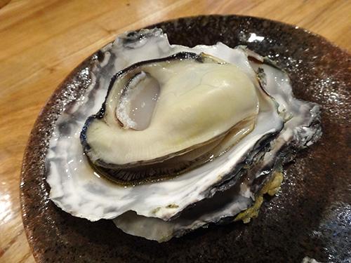 28岡山県日生町漁師直送殻付き蒸し牡蠣150
