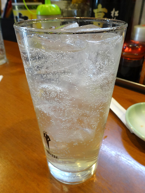 10レモンチューハイ