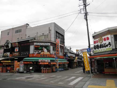 豊川稲荷商店街