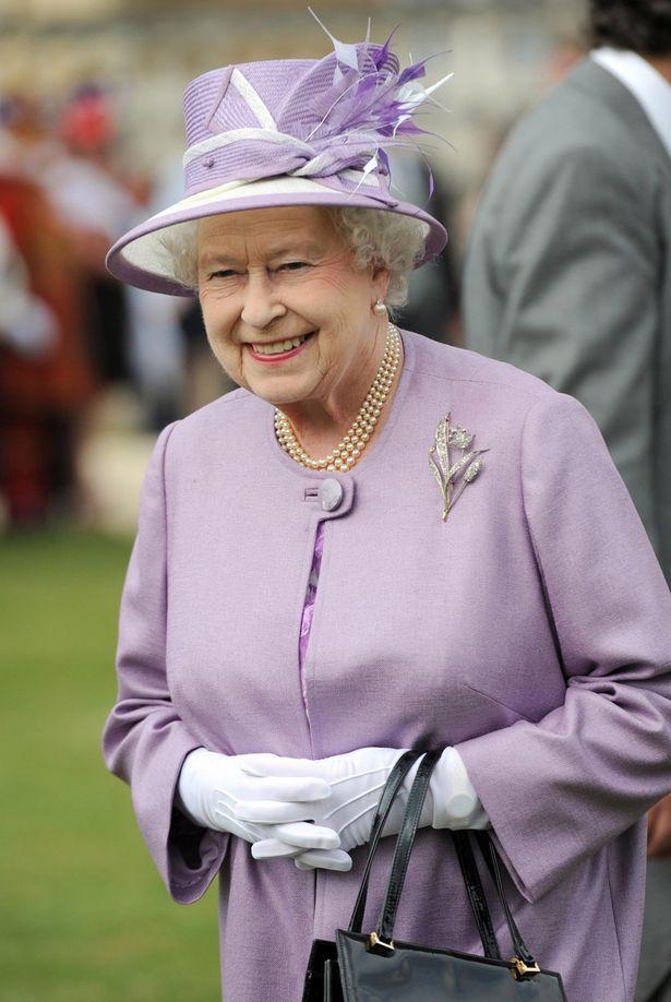 エリザベス2世 Elizabeth II