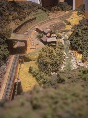 鉄道模型 レイアウト
