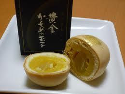 黄金かもめの卵