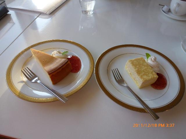 ポケット・ケーキデザート