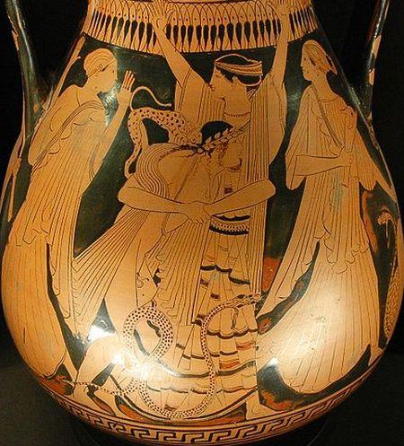 ペーレウスとティティス