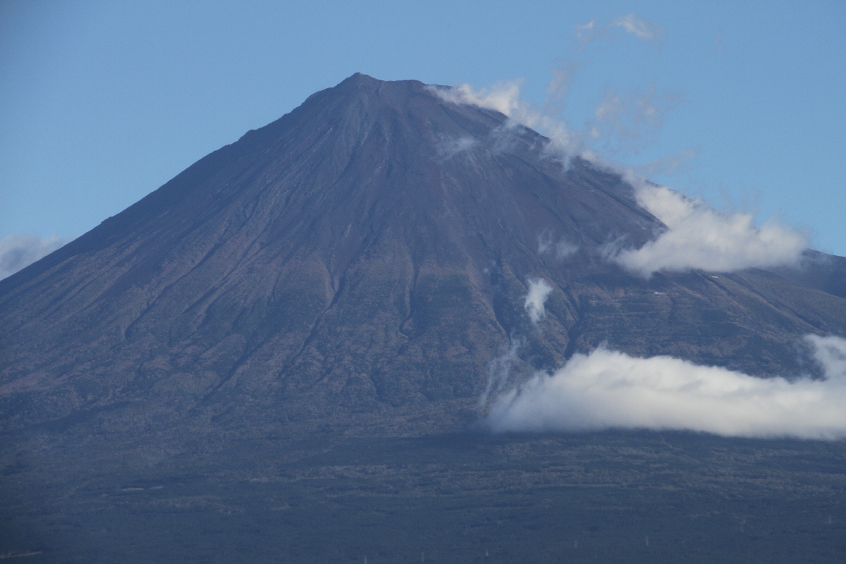 富士山隠れスポットアップ
