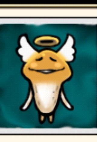 天使なめこ。