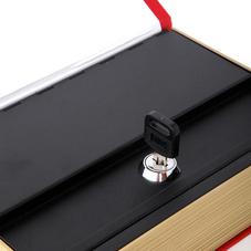 ブック型セーフボックス