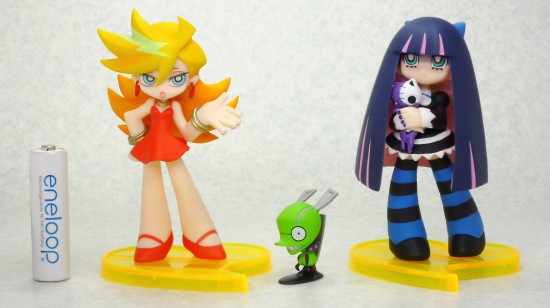 Panty&Stocking with Garterbelt Twin Pack + パンティ&ストッキング with チャック