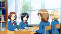森田さんは無口。2 アニメ・原作対応表 Silence 16(TVアニメ版2期・第3話)