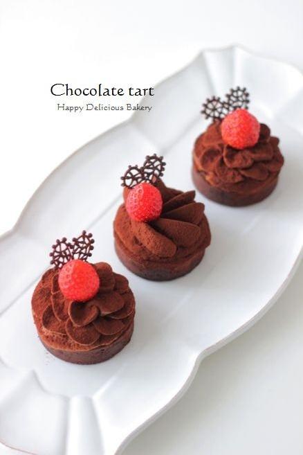 214 チョコタルト2