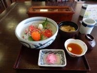12/22 シラス丼  女性センターレストラン