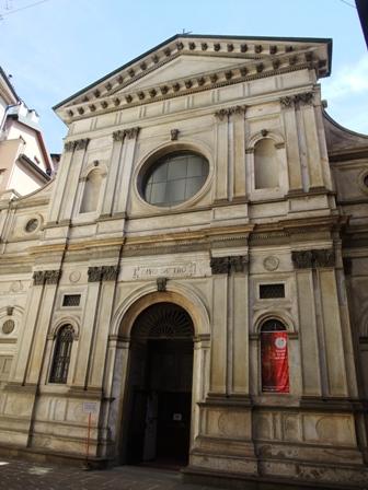 サン・サティロ教会
