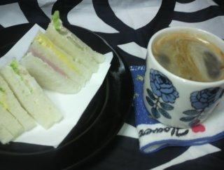 簡単朝ごはん79円