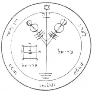 ソロモン木星4の護符