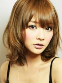 2012 夏のモテ髪ヘアカタログ 可愛いショートヘア