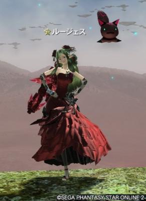 PSO2ダンス