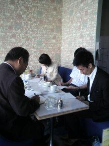 名古屋のアナウンサー松下公子の本番5秒前!-2009091311470000.jpg