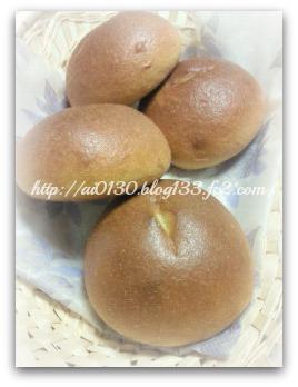 大豆ロールパン