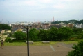 山頂広場からの景色
