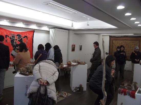 新作個展 りゅうしゃま展 023