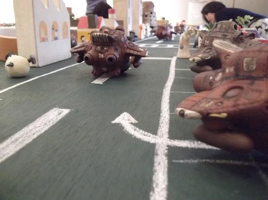 新作個展 りゅうしゃま展 069