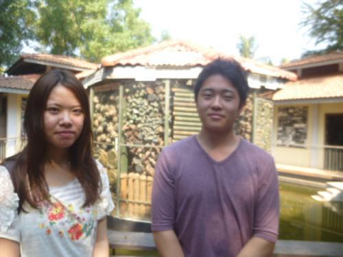 神奈川のカップル