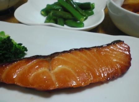 鮭の味噌漬け(B)
