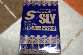SLY BIGトートバッグ