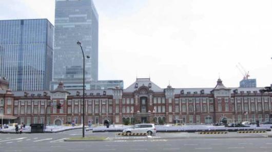 東京駅丸の内駅舎1