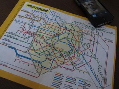 東京路線網