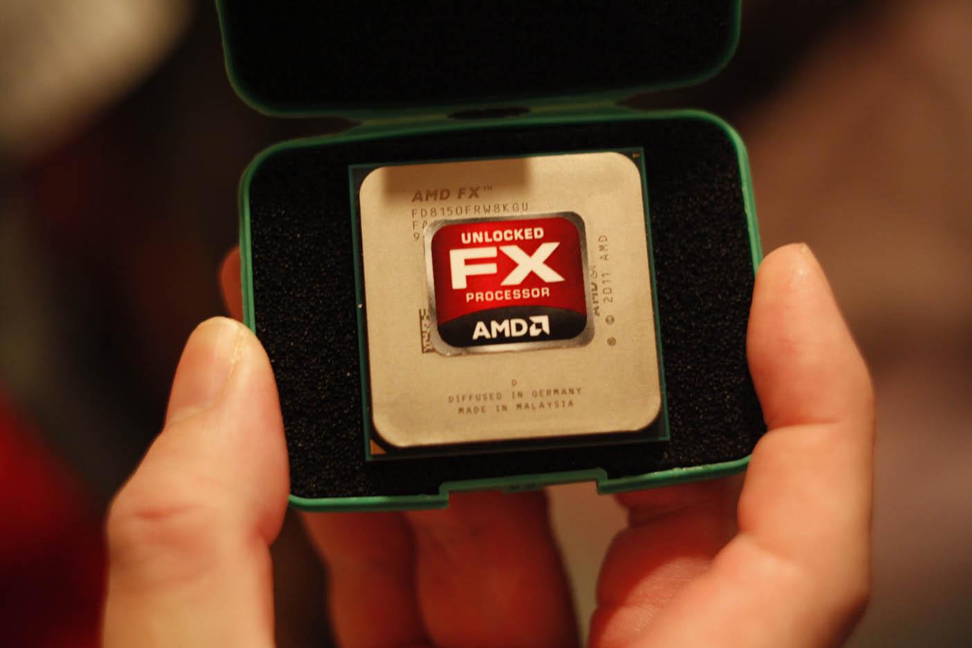FX CPU