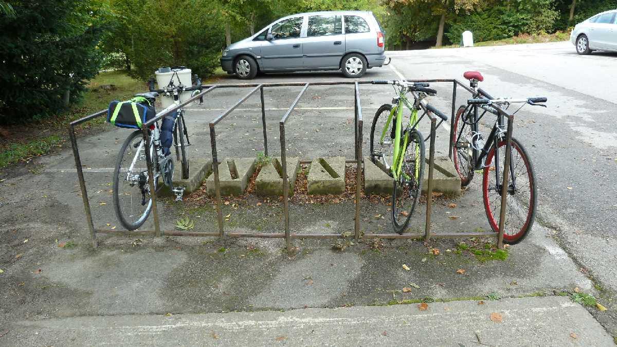 欧州ホテルをネット予約して行く自転車旅行