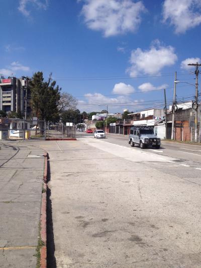グアテマラ シティー 市内