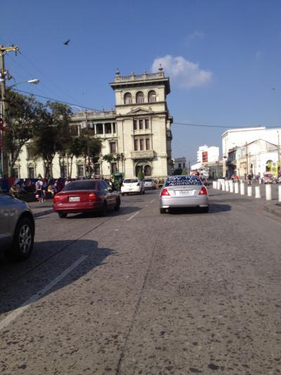グアテマラ シティー 市内 2
