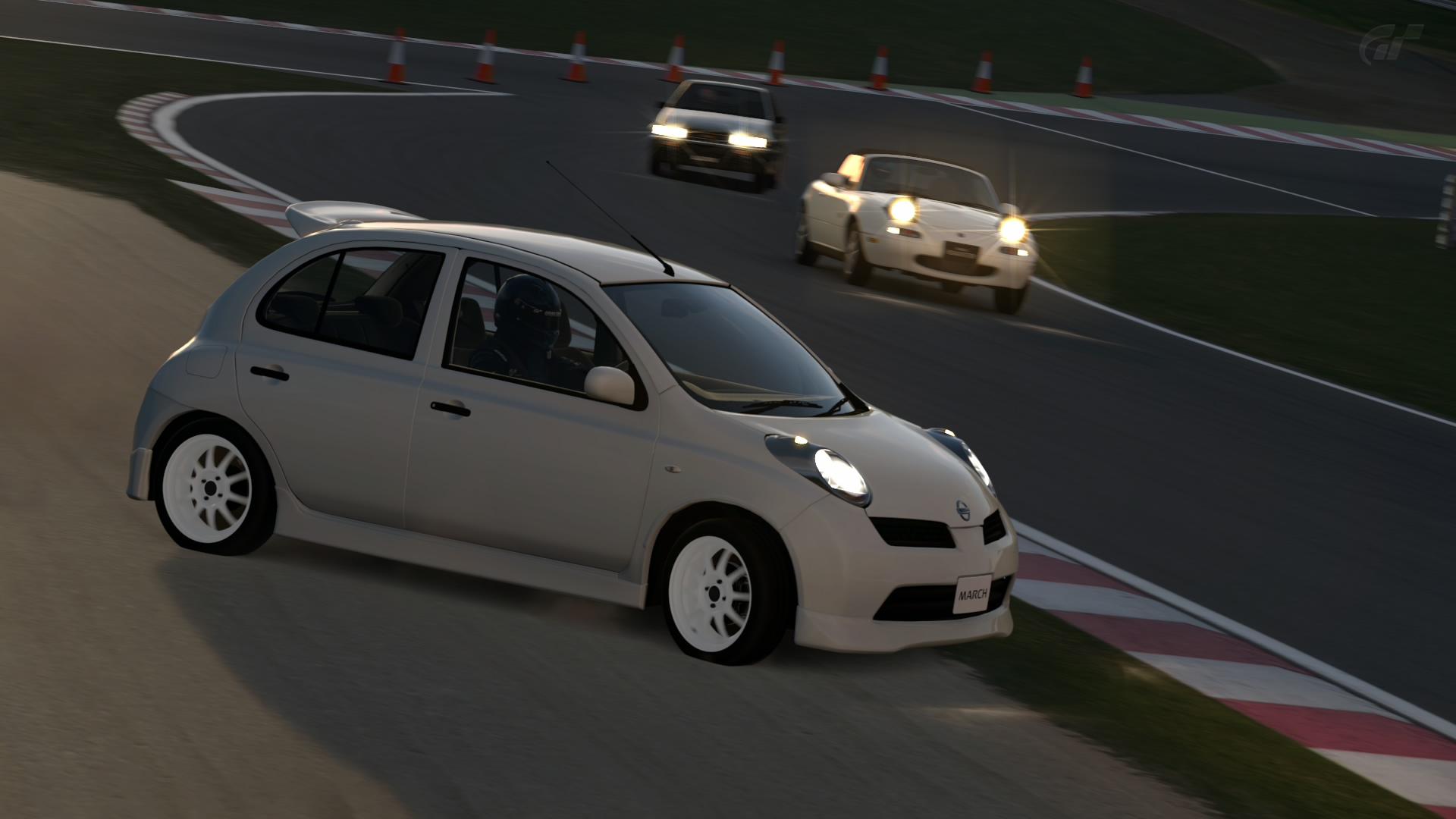 ブランズハッチ GPサーキット