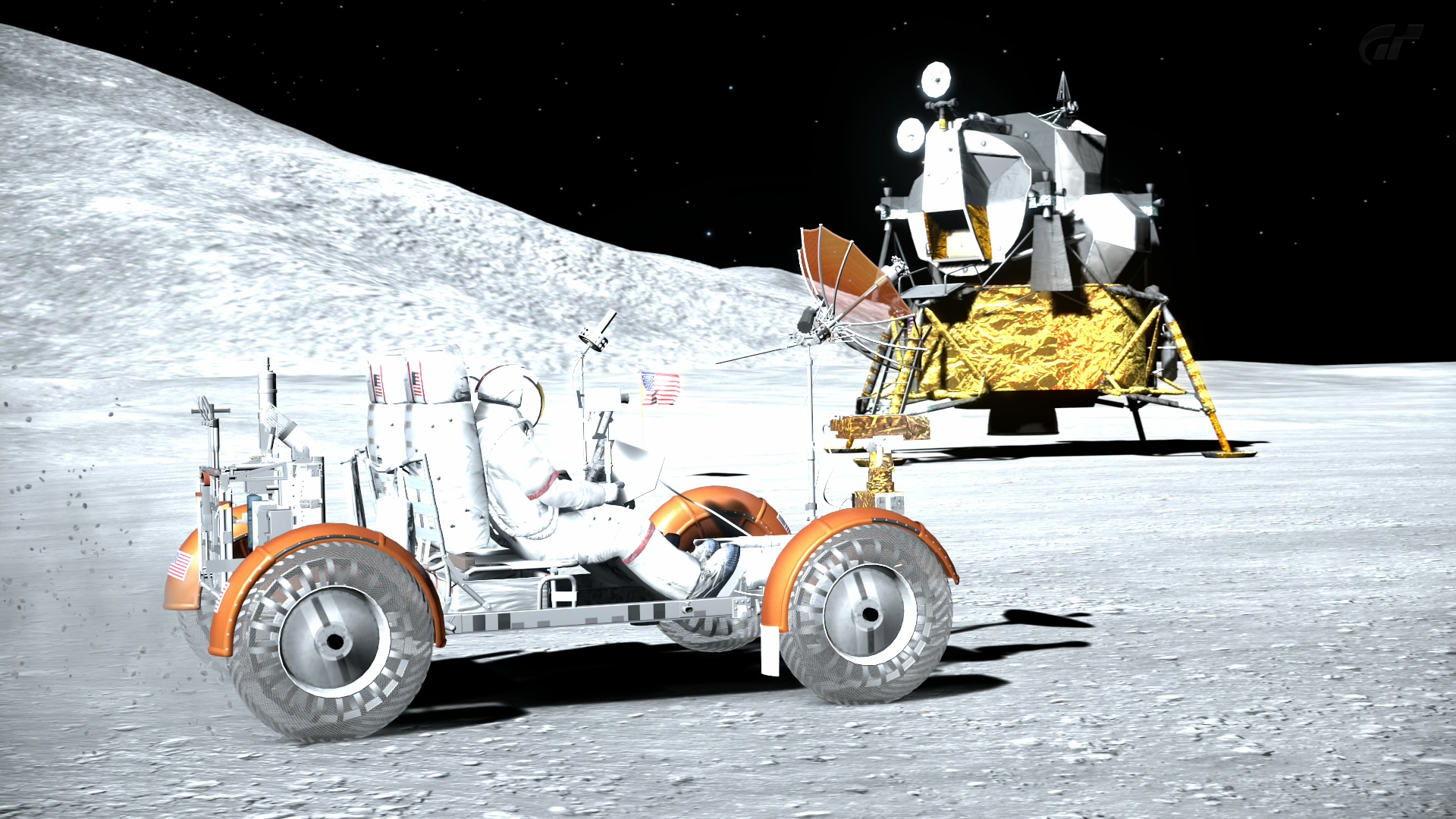 月面・ミッション Ⅲ