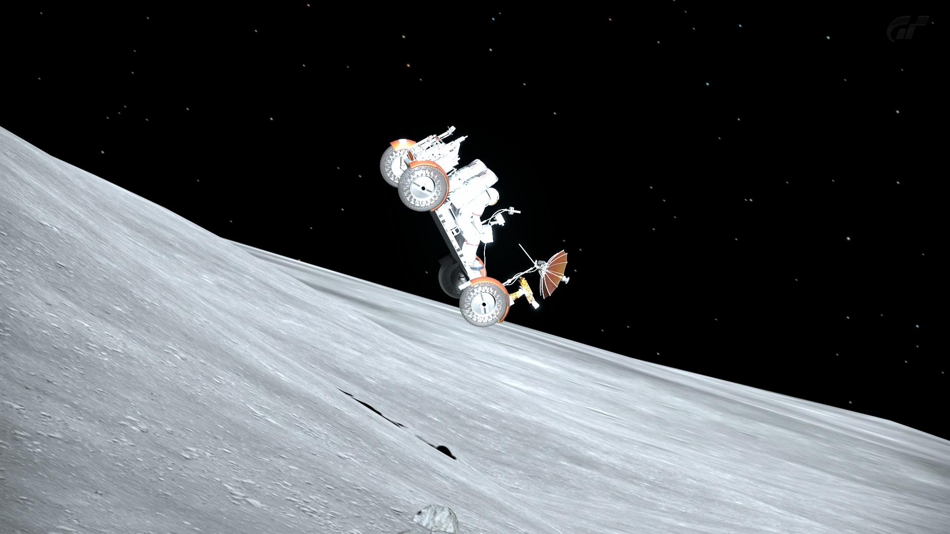 月面・ミッション Ⅱ