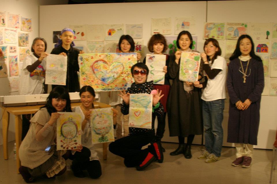 Art de Communication @銀座(03/17) Photo by Kaoru Saito