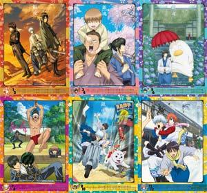 2008年 銀魂カレンダー