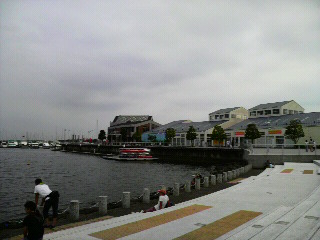 三井アウトレットパーク横浜ベイサイド