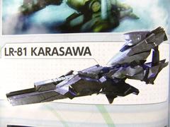 LR-81カラサワ