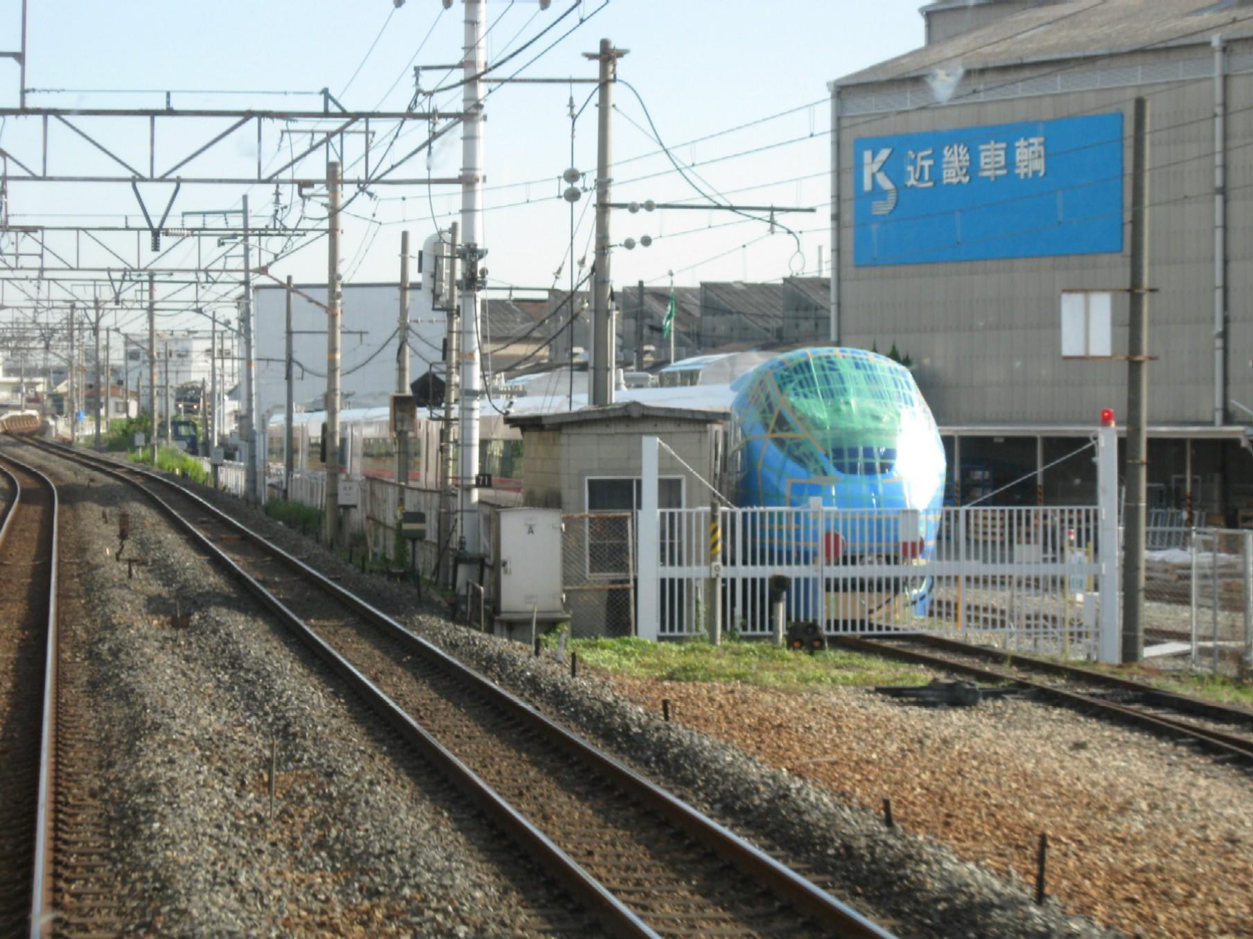 AR西日本のブログ 近畿車輛情報