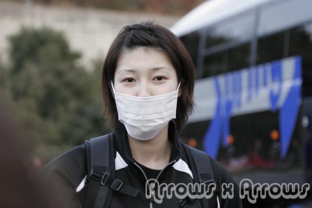2009/10 Vプレミアリーグ加古川大会 狩野舞子