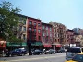 ブルックリンの街並み