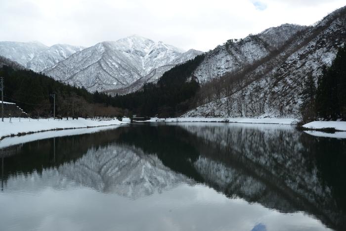 雪の水源地-1