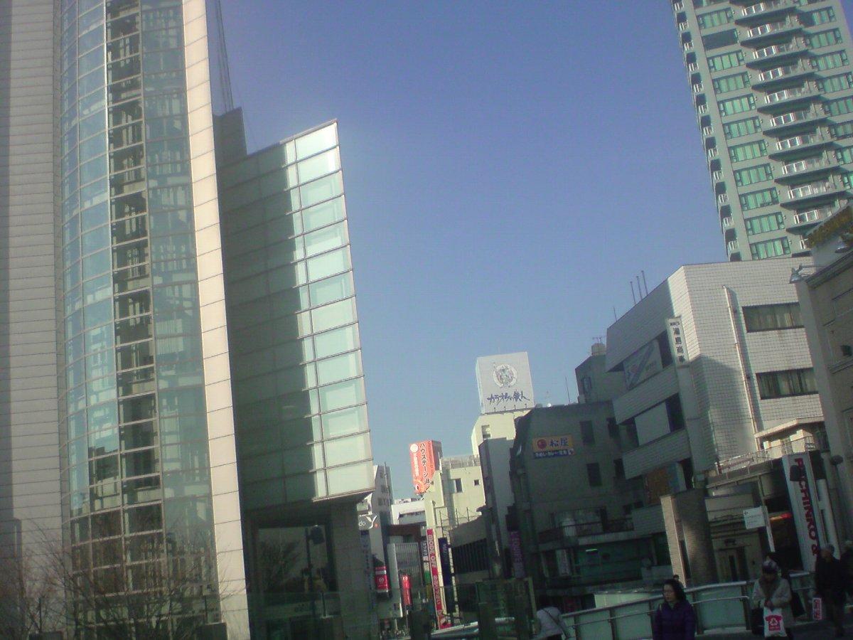 大泉学園駅前