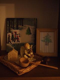 絵本もこの季節のものを