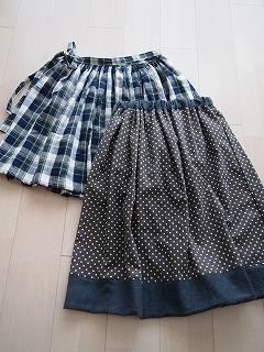 スカート2枚